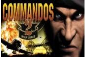 Commandos 2: Men of Courage RoW Steam CD Key