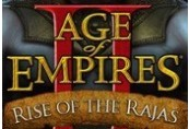 Age of Empires II HD - Rise of the Rajas DLC EU Steam Altergift