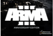 Arma 3: Anniversary Edition RoW Steam CD Key