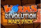 Worms Revolution - Mars Pack DLC Steam CD Key