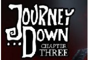 The Journey Down: Chapter Three EU Steam CD Key