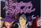 Dungeons of Betrayal Steam CD Key
