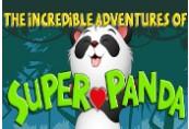 The Incredible Adventures of Super Panda Steam CD Key
