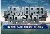Armored Brigade - Nation Pack: France - Belgium DLC Steam CD Key