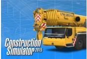 Construction Simulator 2015 - Liebherr LTM 1300 6.2 DLC Steam CD Key