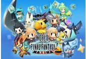 WORLD OF FINAL FANTASY - MAXIMA Upgrade DLC EU Steam CD Key