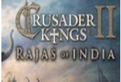 Crusader Kings II - Rajas of India DLC Steam CD Key