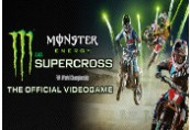 Monster Energy Supercross - The Official Videogame Steam CD Key