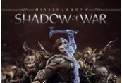 Middle-Earth: Shadow of War - Preorder Bonus DLC US PS4 CD Key