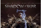 Middle-Earth: Shadow of War EU Steam CD Key