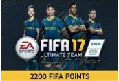 FIFA 17 - 2200 FUT Points XBOX One CD Key