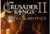 Crusader Kings II - Monks and Mystics DLC Steam CD Key