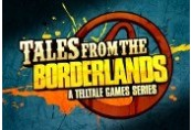 Tales from the Borderlands Steam Gift