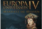 Europa Universalis IV - Mandate of Heaven Content Pack US Steam CD Key