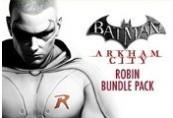 Batman: Arkham City - Robin Bundle DLC US PS3 CD Key