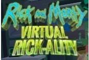 Rick and Morty: Virtual Rick-ality Steam CD Key