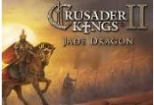 Crusader Kings II - Jade Dragon DLC RU VPN Required Steam CD Key