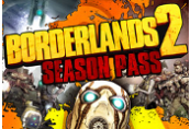 Borderlands 2 - Season Pass US PS3 CD Key