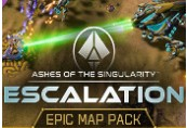 Ashes of the Singularity: Escalation - Epic Map Pack DLC Steam CD Key
