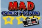 Mad Games Tycoon Steam CD Key