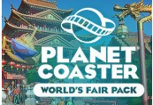 Planet Coaster + World's Fair Pack DLC Steam CD Key