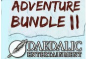 Daedalic Adventure Bundle II Steam CD Key