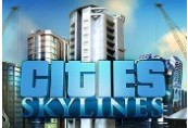 Cities: Skylines RU VPN Required Steam CD Key