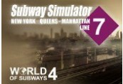 World of Subways 4 – New York Line 7 Steam CD Key