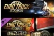Euro Truck Simulator 2 Gold Bundle EU Steam CD Key