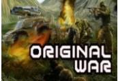Original War Steam CD key