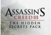 Assassin's Creed 3 - The Hidden Secrets Pack DLC Uplay CD Key