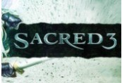 Sacred 3 RU VPN Required Steam CD Key