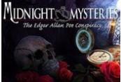 Midnight Mysteries: The Edgar Allan Poe Conspiracy Steam CD Key