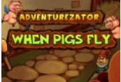 Adventurezator: When Pigs Fly Steam CD Key