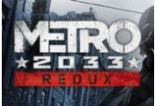 Metro 2033 Redux NA Steam CD Key