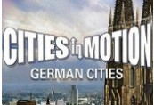 Cities in Motion - German Cities DLC Steam CD Key