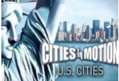 Cities in Motion - US Cities DLC Steam CD Key