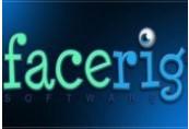 FaceRig + 5 DLCs Steam CD Key