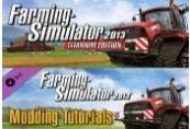 Farming Simulator 2013 Titanium Edition + Modding Tutorials Steam Gift