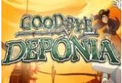 Goodbye Deponia Steam CD Key