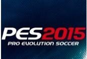 Pro Evolution Soccer 2015 Steam CD Key