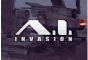 A.I. Invasion Steam CD Key