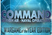 Command: Modern Air / Naval Operations WOTY Steam CD Key