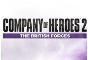 Company of Heroes 2 - The British Forces EU Steam CD Key