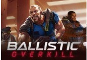 Ballistic Overkill Steam CD Key