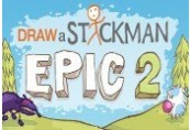 Draw a Stickman: EPIC 2 Steam CD Key