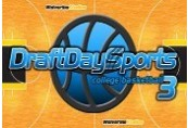 Draft Day Sports College Basketball 3 Steam CD Key