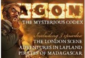 AGON - The Mysterious Codex (Trilogy) Steam CD Key