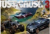 Just Cause 3 - Weaponized Vehicle Pack DLC Steam CD Key
