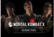 Mortal Kombat X: Klassic Pack 1 DLC Steam CD Key